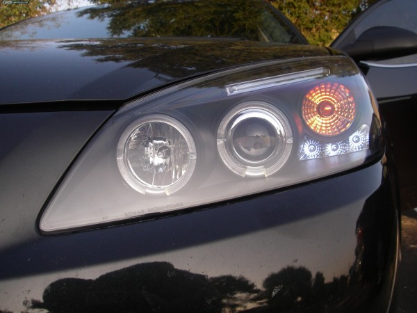 05 08 Pontiac G6 2dr 4 Dr Convertible Halo Projector