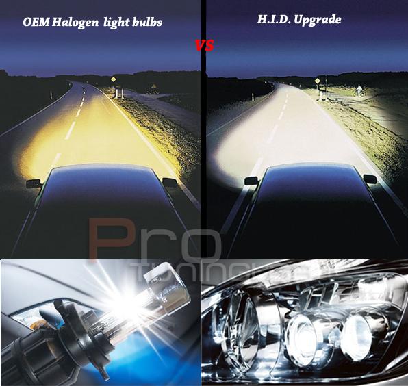1994-1997 Acura Integra Dual Halo Projector Headlights