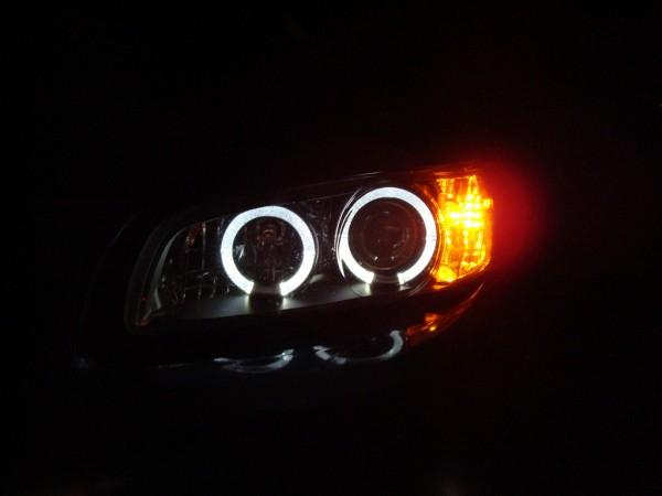 2000 pontiac grand am gt stereo wiring diagram images 97 03 pontiac grand prix dual halo projector headlights black
