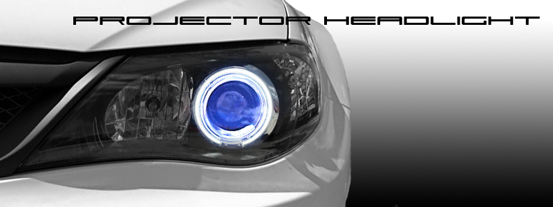 Headlights For Cars >> Aftermarket Halo Led Projector Headlights Information